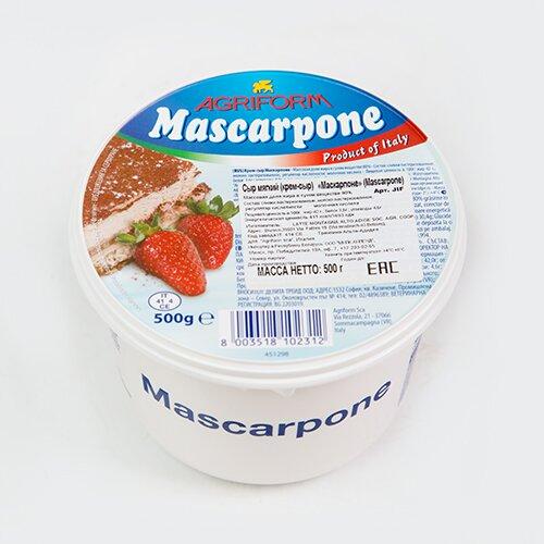 Сыр маскарпоне применение