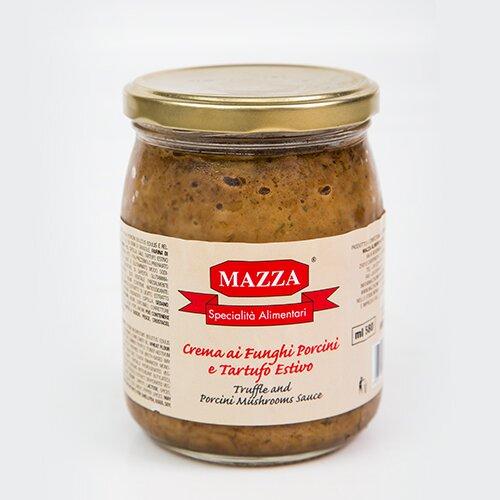 Соус с трюфелем и белыми грибами MAZZA
