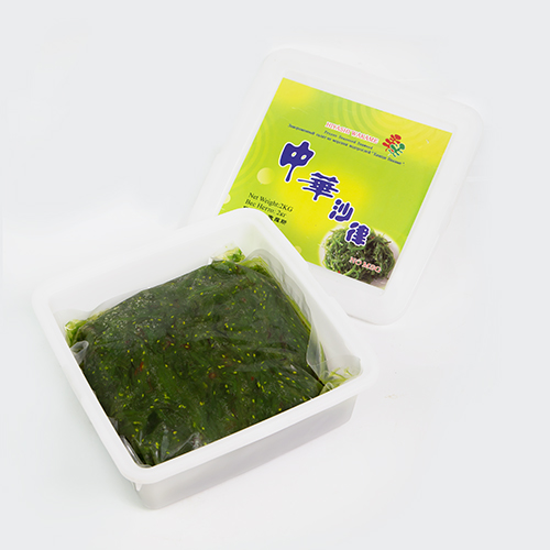 Салат из морских водорослей Чука